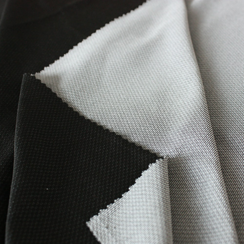 Unidirectional wet fabrics